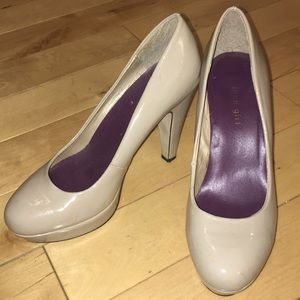 Taupe Madden Girl by Steve Madden Cleary Pump